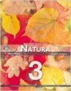 ccnn nuevo natura 3º eso (libro y separata comunidad madrid)-9788468202099