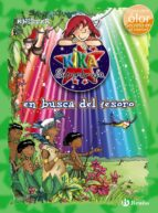 kika superbruja en busca del tesoro (ed. color) 9788469603499