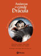andanzas del conde dracula-concha lopez narvaez-rafael salmeron lopez-9788469623299