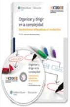 organizar y dirigir en la complejidad: instituciones educativas en evolucion-asuncion manzanares moya-9788471976499