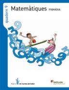 quadern 3 matematiques 9  els camins del saber 3º primaria-9788479189099