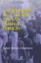 la evaluacion de la accion y de las politicas publicas rafael bañon i martinez 9788479785499