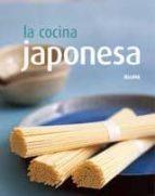 la cocina japonesa 9788480767699