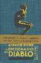 el diccionario del diablo-ambrose bierce-9788481093599