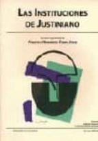 las instituciones de justiniano francisco hernandez tejero jorge 9788481516999