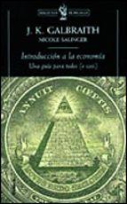 introduccion a la economia: una guia para todos-john kenneth galbraith-9788484320999