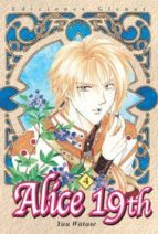 alice 19th nº 4-yuu watase-9788484495499