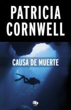 causa de muerte (serie kay scarpetta 7) patricia cornwell 9788490706299