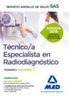 TECNICO ESPECIALISTA EN RADIAGNOSTICO VOL.1