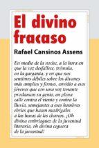 el divino fracaso (ebook)-rafael cansinos assens-9788493951399