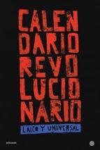 El libro de Calendario revolucionario laico universal autor VV.AA. DOC!