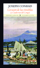 corazon de las tinieblas (y cuadernos del congo) joseph conrad 9788494712999