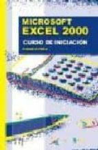 excel 2000: curso de iniciacion-rosario peña-9788495318299