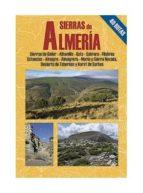 El libro de Sierras de almería autor AGUSTIN GARCIA DOC!