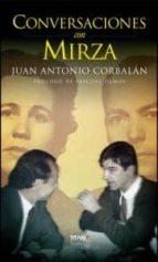 conversaciones con mirza-juan antonio corbalan-9788496911499
