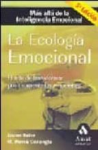 ecologia emocional-jaume soler-9788497352499
