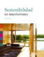 (pe) sostenibilidad en interiorismo sian mooxon 9788498015799
