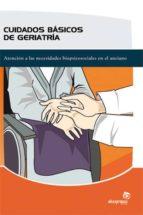 cuidados basicos de geriatria-9788498391299