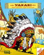 yakari vol.1: yakari i gran aliga + yakari i el biso blanc (3ª ed .) 9788498478099