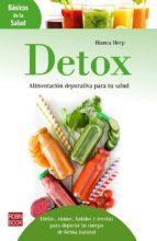 detox: alimentacion depurativa para tu salud blanca herp 9788499174099
