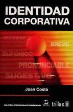 identidad corporativa joan costa 9789682446399