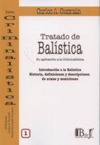 tratado de balística, i-carlos a. guzman-9789974708099
