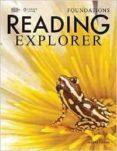 READING EXPLORER FOUND STUDENT BOOK 2ª ED 2015 - 9781285847009 - VV.AA.