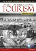 ENGLISH FOR INTERNATIONAL TOURISM PRE-INTERMEDIATE NEW EDITION WORKBOOK WITHOUT KEY AND AUDIO CD - 9781447923909 - VV.AA.