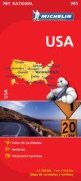 MAPA USA 2012 (REF. 761) - 9782067173309 - VV.AA.