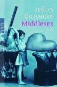 MIDDLESEX - 9783499238109 - JEFFREY EUGENIDES