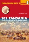 Ebooks para móvil 101 TANSANIA - REISEFÜHRER VON IWANOWSKI