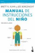 MANUAL DE INSTRUCCIONES DEL NIÑO: SOLUCION DE PROBLEMAS, CONSEJOS Y MANTENIMIETNO - 9788408118909 - VV.AA.