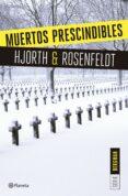 MUERTOS PRESCINDIBLES (SERIE BERGMAN 3) - 9788408166009 - MICHAEL HJORTH