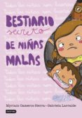 BESTIARIO SECRETO DE NIÑAS MALAS - 9788408193609 - MYRIAM CAMEROS SIERRA
