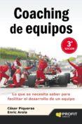 COACHING DE EQUIPOS - 9788415505709 - ENRIC AROLA