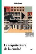LA ARQUITECTURA DE LA CIUDAD - 9788425228209 - ALDO ROSSI