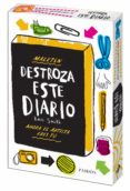 MALETIN DESTROZA ESTE DIARIO: AHORA EL ARTISTA ERES TU - 9788449330209 - KERI SMITH