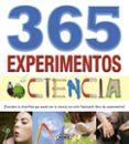 365 EXPERIMENTOS DE CIENCIA - 9788467722109 - VV.AA.