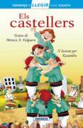 ELS CASTELLERS - 9788467753509 - MONICA A. FALGUERA