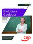 OPOSICIONES EDUCACIÓN PROFESORES SECUNDARIA. BIOLOGÍA Y GEOLOGÍA - 9788468146409 - VV.AA.