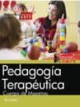 CUERPO DE MAESTROS. PEDAGOGIA TERAPEUTICA. TEMARIO - 9788468174709 - VV.AA.