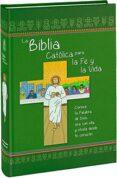 LA BIBLIA CATÓLICA PARA LA FE Y LA VIDA (ED. CARTONÉ) - 9788490734209 - VV.AA.