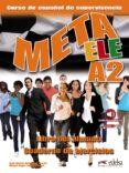 META ELE A2 (LIBRO ALUMNO + CUADERNO EJERCICIOS) - 9788490813409 - JOSE RAMON RODRIGUEZ MARTIN