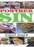 postres sin-raquel magem luque-9788493928209