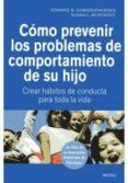 COMO PREVENIR LOS PROBLEMAS DE COMPORTAMIENTO DE SU HIJO - 9788497991209 - VV.AA.