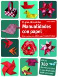 el gran libro de las manualidades con papel: ideas creativas para niños segun friedich fröbel-armin taubner-9788498743609