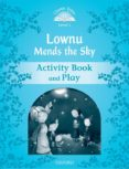 CLASSIC TALES 1 LOWNU MENDS SKY ACTIVITY BOOK 2ED - 9780194238519 - VV.AA.