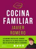 COCINA FAMILIAR - 9788408171119 - JAVIER ROMERO