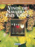VINOS DE NAVARRA Y PAIS VASCO - 9788430531219 - VV.AA.