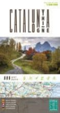 MAPA DE CATALUNYA - 9788480907019 - VV.AA.